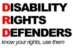 Disability Rights Defenders